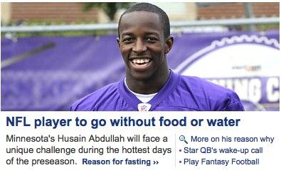 Yahoo!-fasting